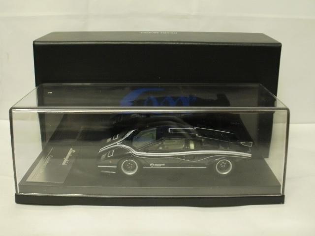 1/43 CAM ランボルギーニ カウンタック LP500R 1977 【ブラック】