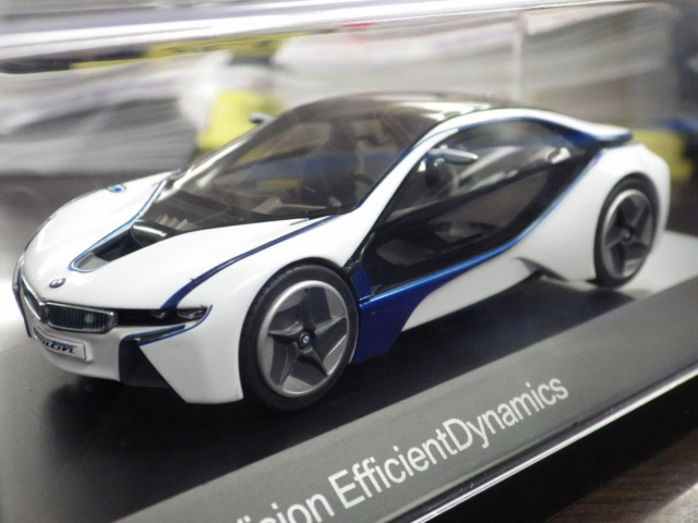 1/43 BMW特注品 BMW VISION EfficientDynamics